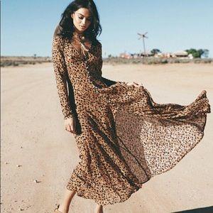 Spell & the Gypsy rare saphari dress!!!